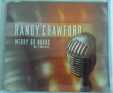 Randy Crawford Merry Go Round CD Single