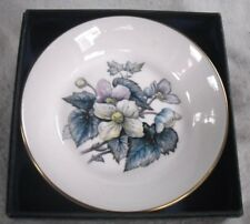 Vintage Royal Worcester China Sylvia Pin/Butter/Trinket Dish,Unused Boxed.V.G.C