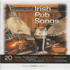 Essential Irish Pub Songs (2016, CD NEU)2 DISC SET