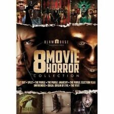Blumhouse 8 Movie Horror Collection DVD, Purge, Split, Ouija, Visit, Get Out