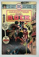 OUR ARMY AT WAR #284 1975 DC SGT. ROCK BRONZE AGE COMIC BOOK