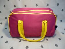 Tupperware Insulated Lunch Bag Suits Sandwich Keeper Plus Pink Yellow New