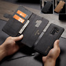 For Samsung Galaxy Note9 S9/S8 Removable Leather Magnetic Flip Cover Wallet Case