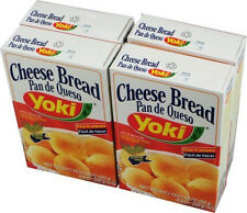 Yoki Cheese Bread Mix - Mistura para Pao de Queijo - 8.80 oz (250g) 4 Pack