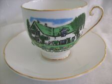 ROYAL GRAFTON CUP & SAUCER - ANNE OF GREEN GABLES Prince Edward Island