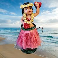 Aloha Hawaiian Hula Girl Dancer Nodder Bobble Head HAWAII