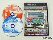Densha de Go 3 Let's by Train Playstation 2 Japanese Import JP PS2 US Seller