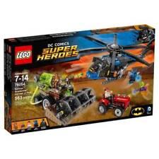 76054 BATMAN SCARECROW HARVEST FEAR lego NEW legos set BLUE BEETLE killer moth