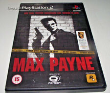 Max Payne PS2 PAL *No Manual*