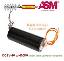 DC 3V-6V to 400kV 400000V Boost Step up High Voltage Generator Power Module