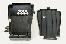 1985 BMW K100 K 100 RS RT LT K75 75 REAR PLASTIC TOOL STORAGE BOX TOOLBOX & LID