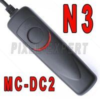 MC-DC2 PER NIKON TELECOMANDO SCATTO REMOTO D7100 D5100 D5200 D5300 D7000 D610