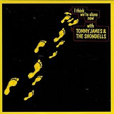Tommy James & The Shondells - I Think Were Alone Now (CD)