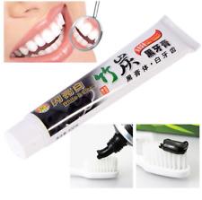 ☆  ☆ DENTIFRICE A BASE DE CHARBON DE BAMBOU pour blanchir les dents 100g ☆☆