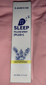 LANTHOME Deep Sleep Pillow Spray (Plus+) Aromatherapy Lavender Spray Deep Sleep
