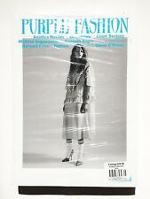 Purple Fashion Magazine 25, sold out, new and sealed
