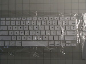 Silicone Keyboard Cover White NW-KBSC14-WH for Apple Macbook Pro 13 15 17 NEW