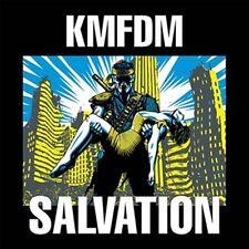KMFDM Salvation EP LIMITED CD 2015