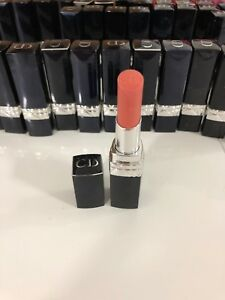 Dior lipstick rouge Baume Natural lip treatment couture shade 520 Rosee