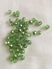 Czech Glass Faceted Beads 6mm X50. (9)