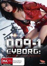 009-1 Cyborg - End Of The Beginning GENUINE REGION 4 DVD NEW & SEALED RARE JAPAN