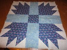 Plastic Templates-Bear's Paw quilt