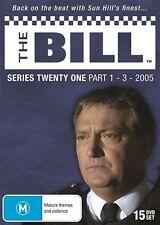 The Bill : Series 21 : Part 1-3 (DVD, 2005, 15-Disc Set)