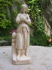 Statue buste Jeanne d'Arc à l'épée