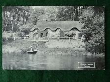 Black Water Ferry (Hurn Bournemouth Christchurch) Vintage Summit Series Postcard