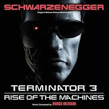 FREE US SHIP. on ANY 2 CDs! NEW CD : Terminator 3: Rise Of The Machines Soundtra