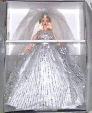 Millennium Bride Barbie 2000 W/Shipper & Millennium Bride Collectors Pin