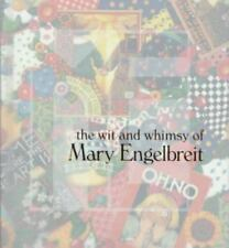 The Wit and Whimsy of Mary Engelbreit by Mary Engelbreit (1997, Hardcover)