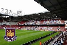 Stadium Boleyn Ground (West Ham United,England) postcard