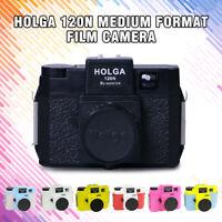 Holga 120N Medium Format Film Camera Vintage Japan Limited Edition Lomo