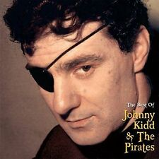 Best of (uk) 5050457162825 by Johnny & The Pirates Kidd CD