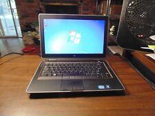 Dell Latitude E6320 Laptop 2.50GHz i5-2520M 4GB 120GB #3111