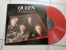 QUEEN Greatest hits LP Vinyl couleur