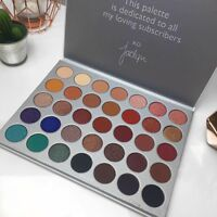 Eyeshadow Makeup Shimmer Colors Matte Beauty Gift 35 Palette Eye Shadow Cosmetic