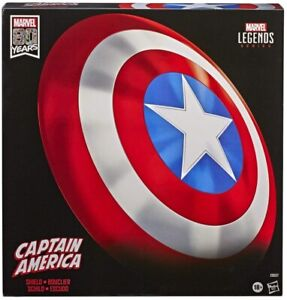 Scudo Captain America 1:1 Ediz. 80th Anniversay Marvel Legends HASBRO Avengers