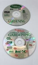Better Homes And Gardening Lot of 2 CD's and Paper Sleeves Only