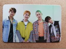SHINee GROUP #2 Authentic Official PHOTOCARD THE STORY OF LIGHT EP.2 Vol. 6 샤이니