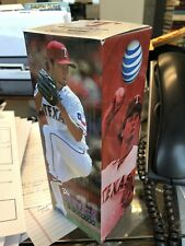 Yu Darvish Bobblehead Bobble Head SGA Rangers Cubs 2013 Blue New In Box