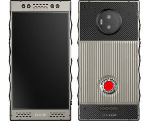 RED HYDROGEN ONE 6gb 128gb Octa-Core 12.3mp Holographic Video Android Smartphone
