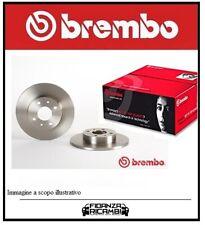 BREMBO 2 DISCHI FRENO ANT. ALFA MITO FIAT PANDA (312) QUBO PEUGEOT BIPPER