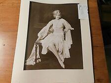 Art print POSTER Canvas Flo Ziegfield,Barclay Warburton and J.Leonard Replogle