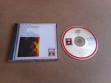 PROKOFIEV ivan the terrible MUTI - 1989 SONOPRESS W.GERMANY - EMI CDM 7 69584 2