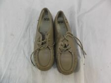 Womens SAS Casual 7N Narrow Mocha Leather Pathfinder Oxfords Comfort Shoes