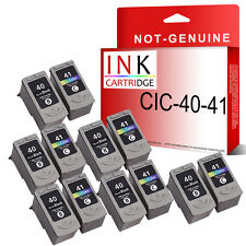 12 Ink Cartridge For Canon MP140 MP150 MP160 MP170 MP180 MP190 MP210 MP220