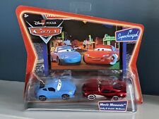 "Disney Pixar Cars Sally & Cruisin' McQueen Supercharged ""Movie Moments"" Diecast"