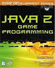 Java 2 Game Programming (The Premier Press Game Development Series)